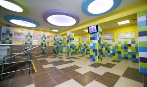 Фото №1 - На Олеко Дундича открыли детскую поликлинику после ремонта
