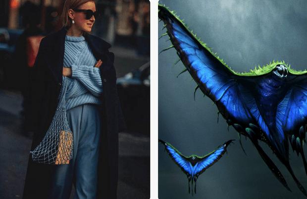 Фото №5 - Как одеться в стиле фантастических тварей: 5 крутых осенних аутфитов