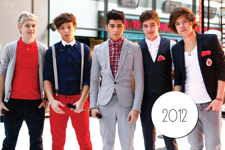 Фото №5 - Лучшие выходы One Direction за 5 лет