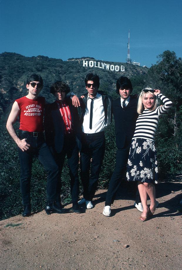 Фото №4 - История той самой надписи «Голливуд» на холмах
