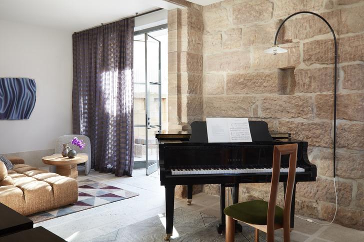 Фото №11 - Квартира в старом доме в Сиднее в эклектичном стиле