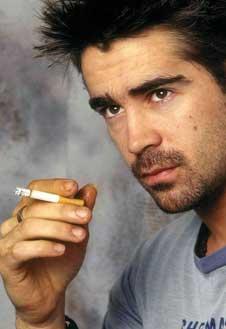 Колин Фаррелл умеет пить и курить, но в последнее время чаще задумывается о здоровье.