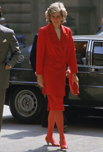 Фото №10 - Как принцесса Диана носила цветные колготки