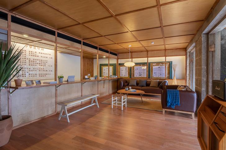 Фото №7 - Отель в здании школы в Китае