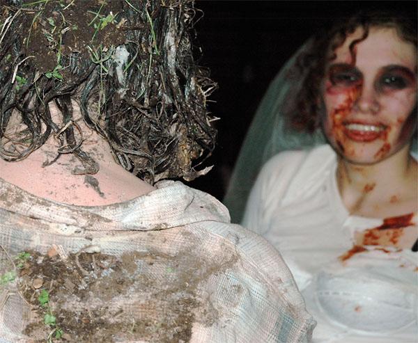 Фото №1 - Зачем умирают невесты