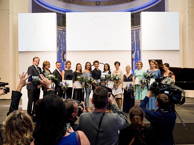 Фото №13 - В Москве вручили стипендии L'Oreal-Unesco «Для женщин в науке»