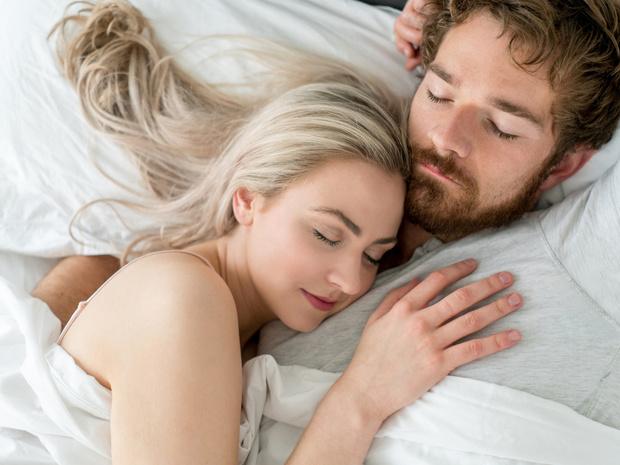 Фото №6 - Тест на отношения: о чем говорит поза, в которой вы спите с партнером