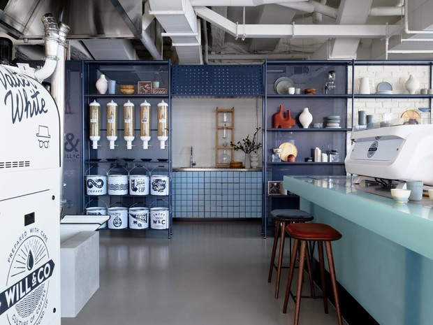 Фото №2 - Пляжное кафе Will & Co в Сиднее