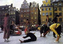 Фото №3 - Круглые сутки шведы