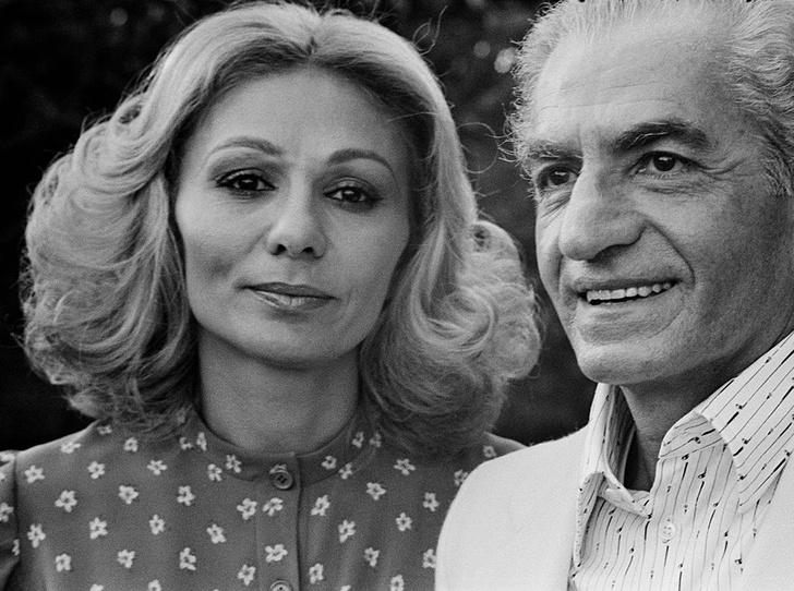 Фото №1 - Последняя императрица Ирана: «Они говорили, если я убью мужа, то смогу вернуться домой»