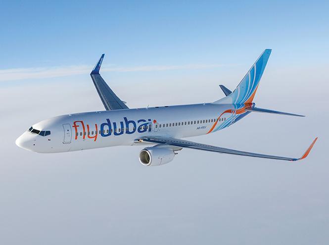 Фото №1 - Летать с flydubai стало дешевле на треть
