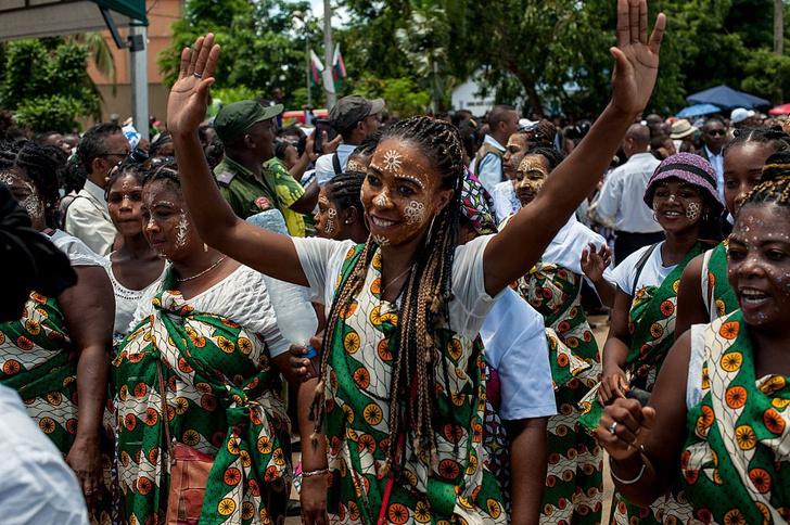 Фото №1 - Генетики выяснили происхождение жителей Мадагаскара