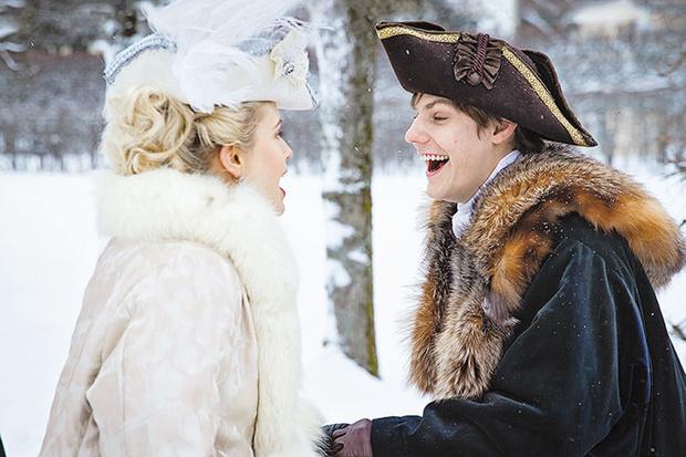 Фото №7 - «Так приятно быть императрицей»: Марина Александрова о роли Екатерины II