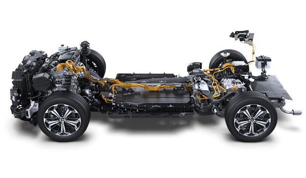 Фото №2 - Toyota не привезет к нам самый крутой RAV4