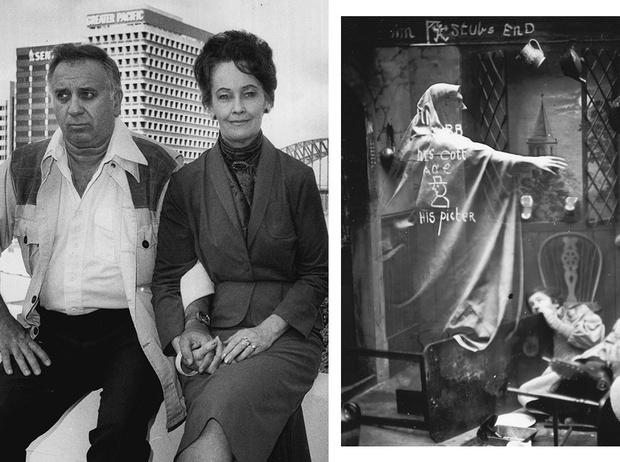 Фото №1 - Экзорцисты или шарлатаны: кем были супруги Уоррен – самые знаменитые охотники за призраками