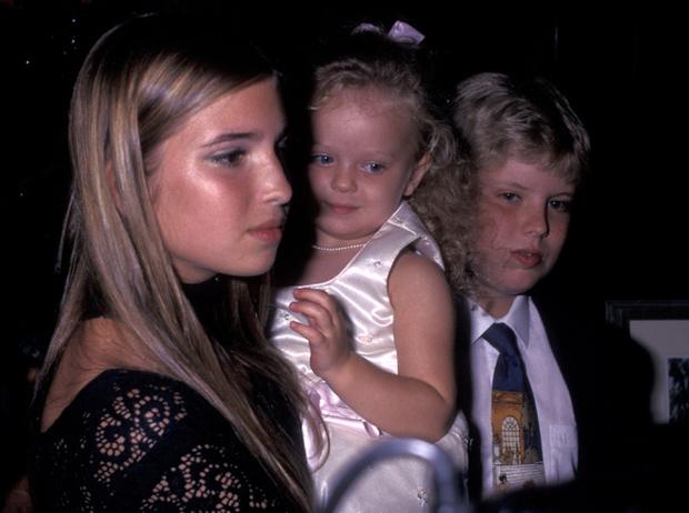 Фото №13 - Тиффани Трамп: «забытая» дочь Дональда Трампа