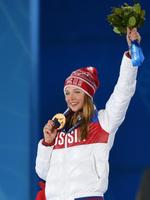 Алена Заварзина Сочи бронза