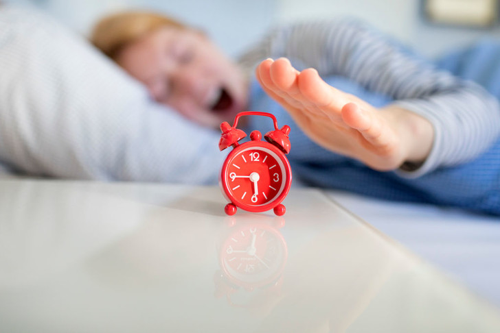 Фото №1 - Как сон влияет на риск деменции