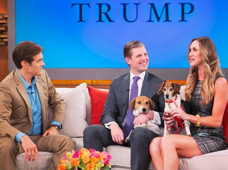 Фото №9 - Еще одна из клана Трампа: что нужно знать о Ларе Трамп, младшей невестке президента США