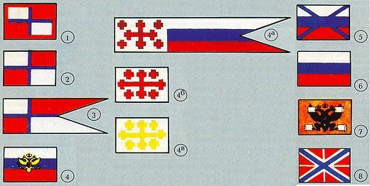 Фото №2 - Корабли, флаги и крепости... Часть II