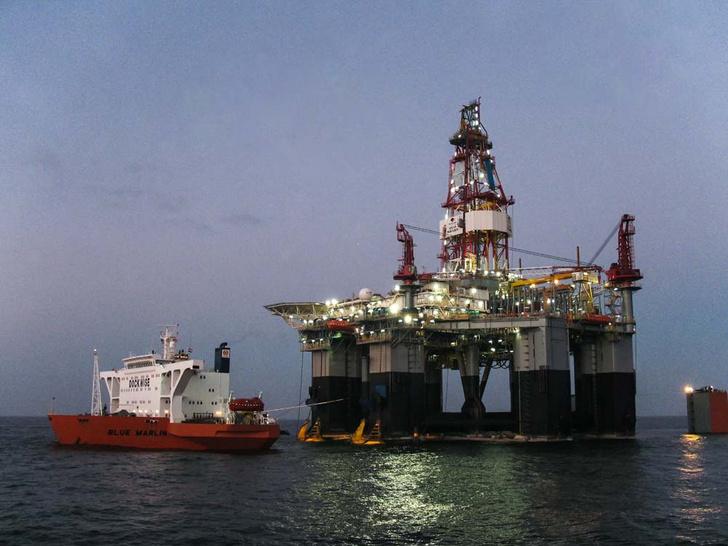 Фото №9 - Морские монстры: самые большие торговые суда, которые можно встретить в море