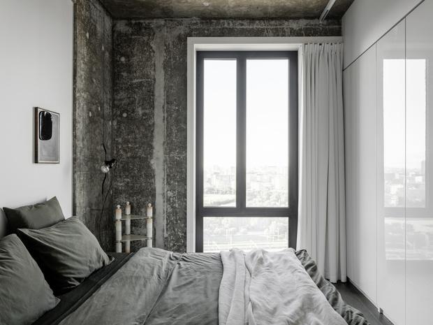 Фото №8 - Маленькая квартира 50 м² с панорамными видами в Москве