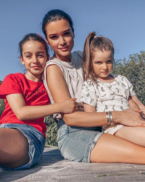 Фото №2 - Булка, Хрюквик, Бо: какие прозвища звезды дают своим детям