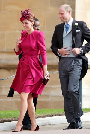 Фото №6 - Новые правила: как изменился стиль гостей на королевских свадьбах за последние 10 лет