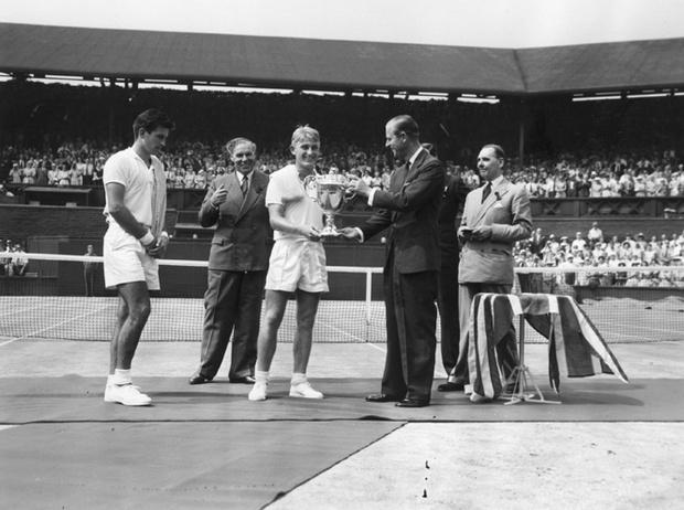 Фото №6 - Виндзоры и Уимблдон: краткая история отношений королевской семьи и тенниса