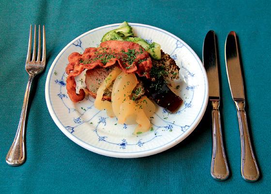 Фото №4 - На подножном корму: 9 удивительных блюд новой датской кухни