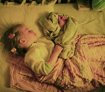 Фото №2 - Уложить ребенка спать не сложно!