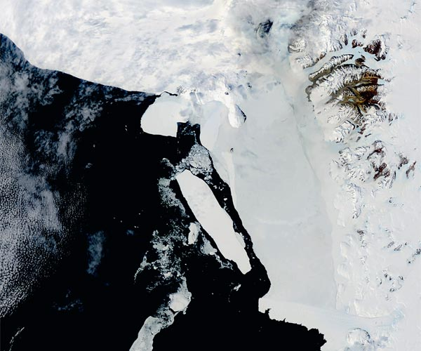 Фото №1 - Достать айсберг
