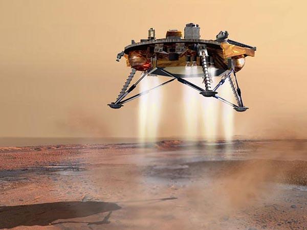 Фото №1 - Нам — на Марс!