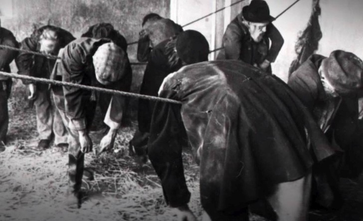 Фото №2 - История одной фотографии: ночлежка на весу, 1930-е годы