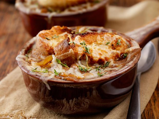 Фото №2 - Как едят супы во Франции и Италии (с традиционными рецептами)