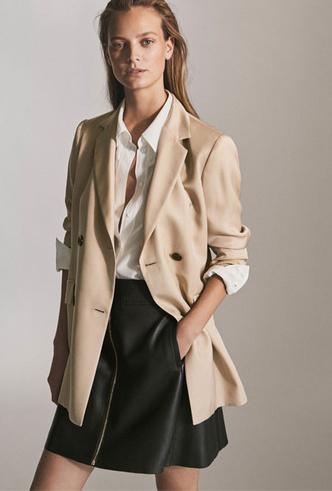 Фото №7 - Босс не будет против: как носить кожаные вещи в офис