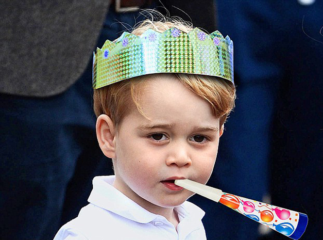 Фото №1 - День рождения принца Джорджа: самые трогательные подарки