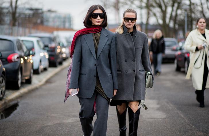Фото №2 - Lady Boss: как носить мужские костюмы и выглядеть стильно?