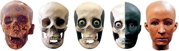 Фото №5 - Золото фаюмских мумий