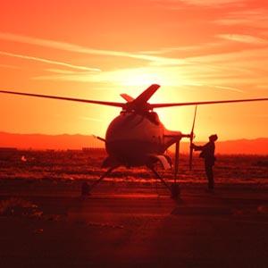 Фото №1 - Boeing провел испытания робота-вертолета