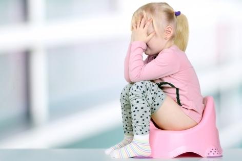 Цистит у детей: в зоне риска - девочки