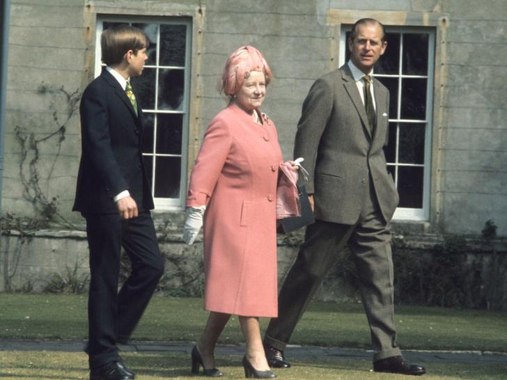 Фото №2 - Особое прозвище, которое королева-мать дала принцу Филиппу перед свадьбой с Елизаветой