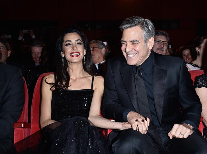 Фото №4 - Близнецы в квадрате: чего ждать Джорджу и Амаль Клуни от своих детей