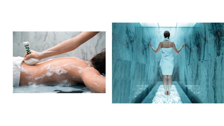 Фото №2 - Молодость внутри и снаружи: велнес-программа в Grand Resort Bad Ragaz, которая замедляет время
