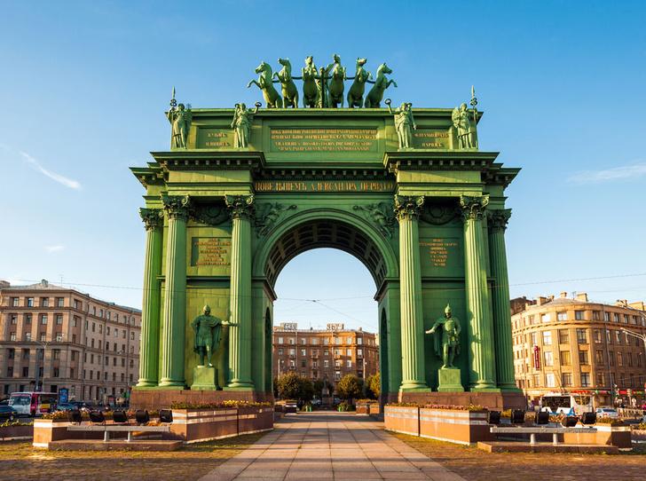 Фото №3 - 6 самых красивых триумфальных арок мира
