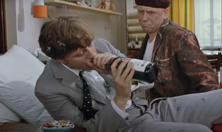 Фото №1 - Тест: Сможешь узнать популярный алкоголь из СССР по этикеткам?