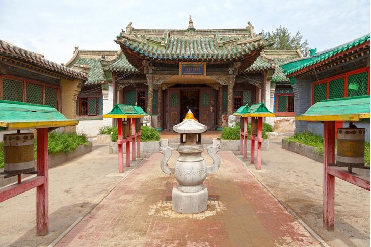 Фото №1 - Монгольский дацан