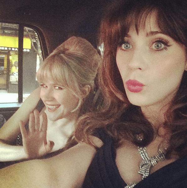 Фото №41 - Звездный Instagram: Селфи в машине