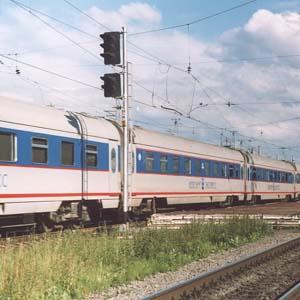 Фото №1 - Поезд Москва-Петербург потерпел аварию