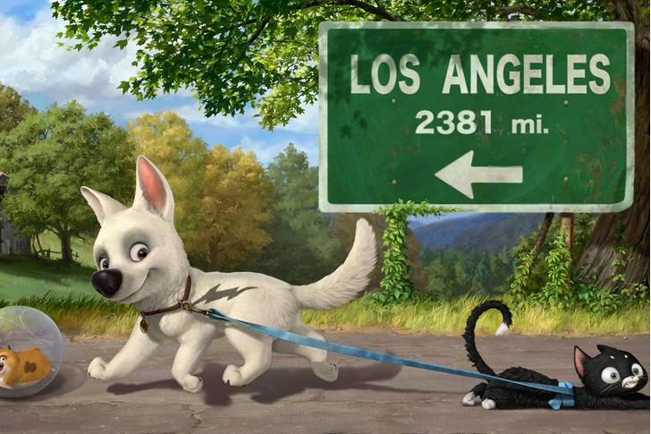 Фото №4 - 7 захватывающих путешествий по мотивам мультфильмов Disney